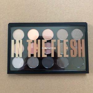 MAC In The Flesh Eyeshadow Palette
